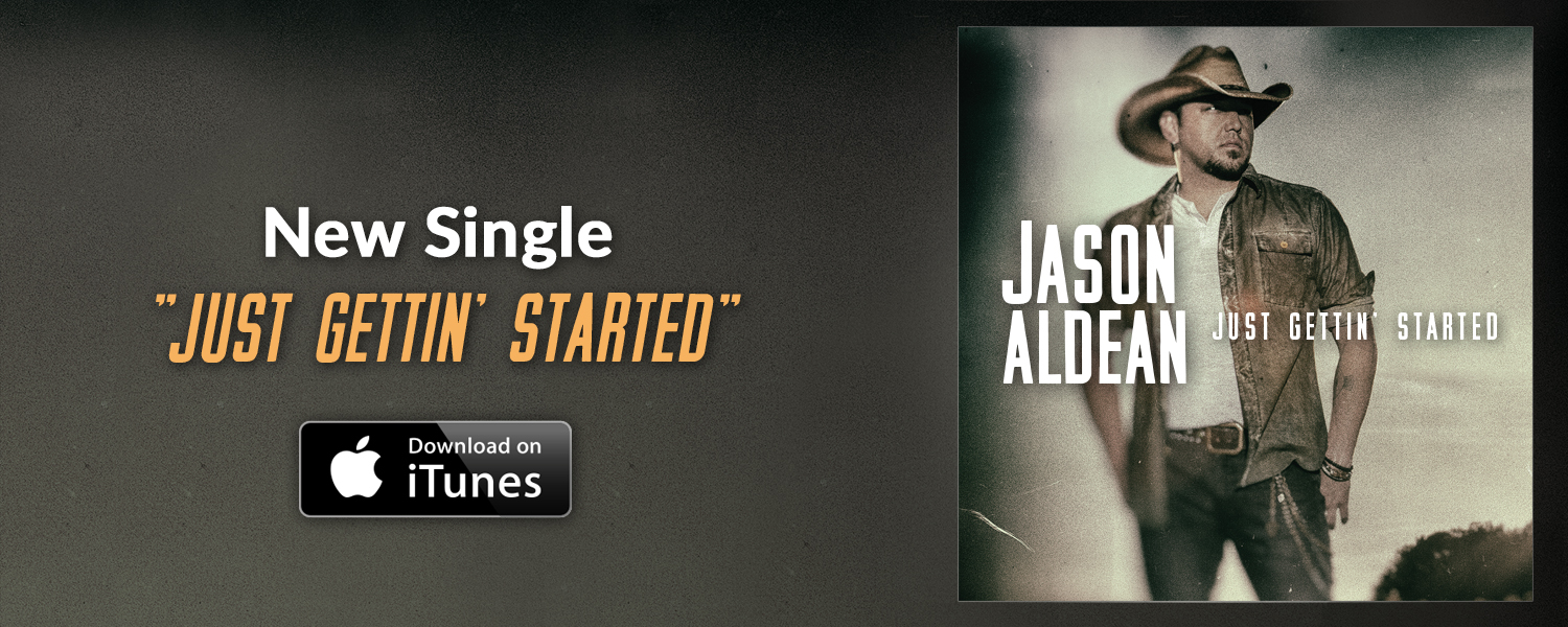 "New Single ""Just Gettin' Started"""