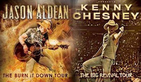<i>2015 BURN IT DOWN STADIUM TOUR</i> KICK OFF
