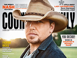 Jason Featured in Country Weekly