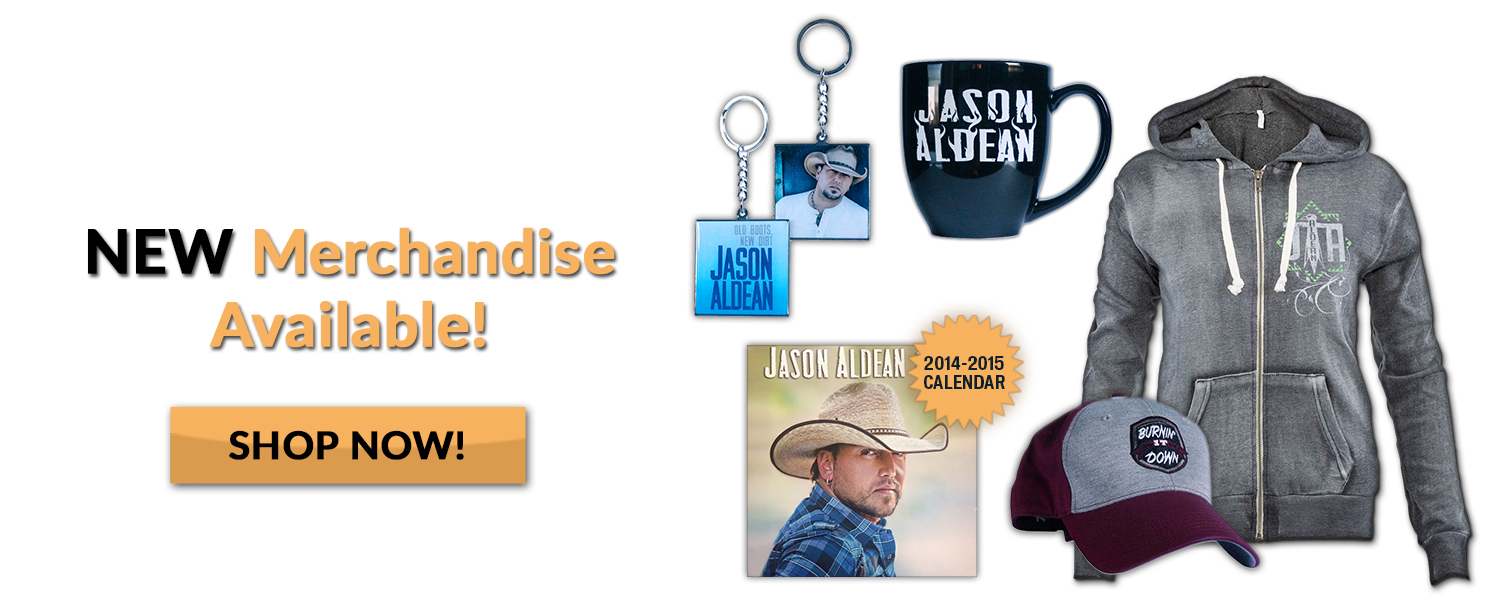 New Merchandise Available!