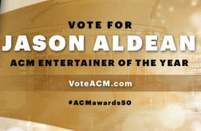 VOTE FOR JASON ACM ENTERTAINER OF THE YEAR