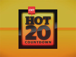 TUNE IN TO SEE JASON ON 'CMT HOT 20 COUNTDOWN'
