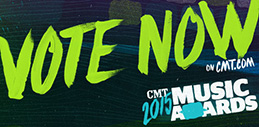 VOTE NOW! CMT MUSIC VIDEO OF THE YEAR