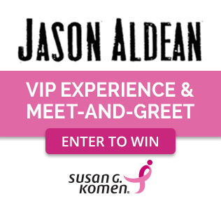 ENTER THE CANCER SURVIVOR IN YOUR LIFE TO BE HONORED AT A JASON CONCERT