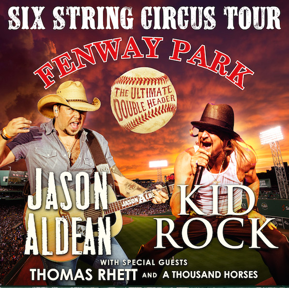 JASON SELLS OUT FENWAY PARK IN 90 MINUTES