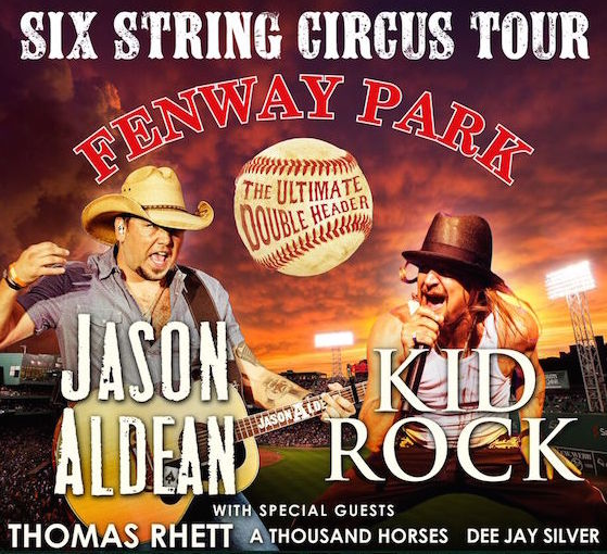 SECOND FENWAY PARK SHOW ADDED FOR SEPTEMBER 10TH
