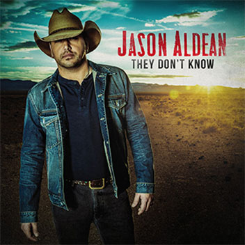 JASON SCORES 3RD STRAIGHT NUMBER ONE ALBUM WITH 'THEY DON'T KNOW'