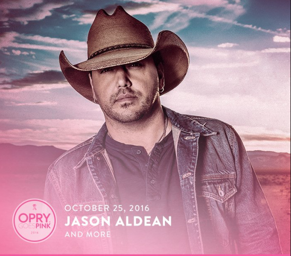 "JASON'S ""CONCERT FOR THE CURE"" RETURNS TO NASHVILLE OCTOBER 25TH"