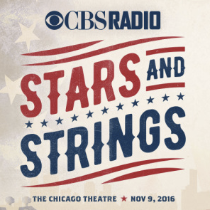 JASON ALDEAN TO HEADLINE CBS RADIO'S ANNUAL STARS AND STRINGS CONCERT