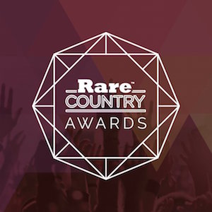 JASON NOMINATED FOR RARE COUNTRY AWARDS