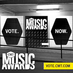 JASON NOMINATED FOR TWO CMT AWARDS