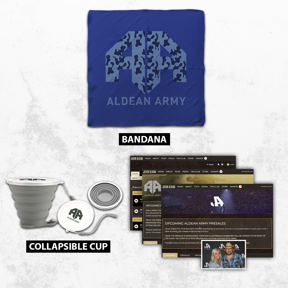 Aldean Army Benefits Package