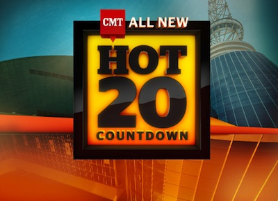 Katie Cook Interviews Jason on CMT Hot 20