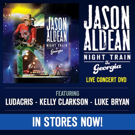 'NIGHT TRAIN TO GA' DVD IN STORES NOW!